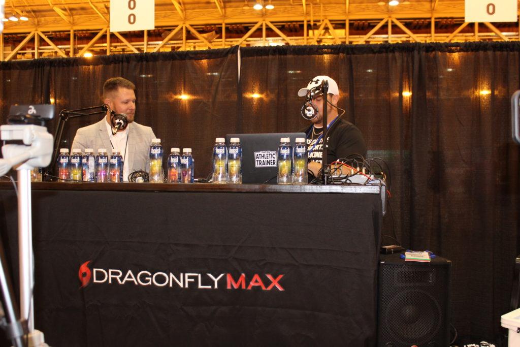 COPA, Dragonfly Max, Frio Hydration