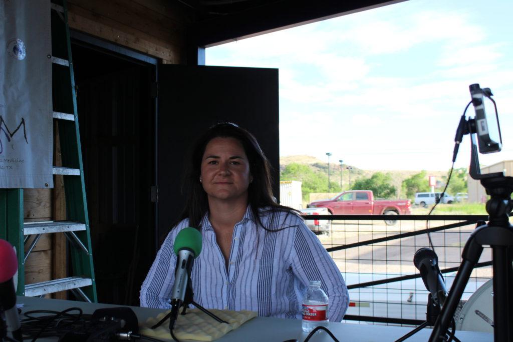 Sarah Gill; return to learn; concussion; davis mountain