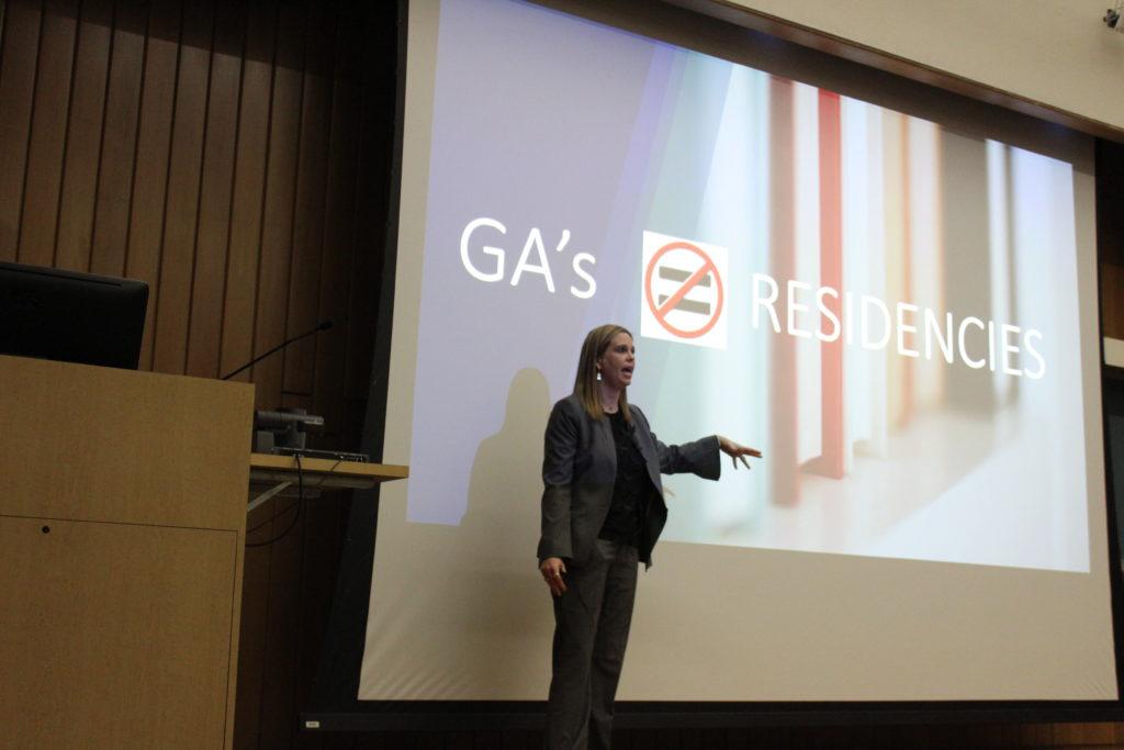 , residency in AT, Trinity University, 2019