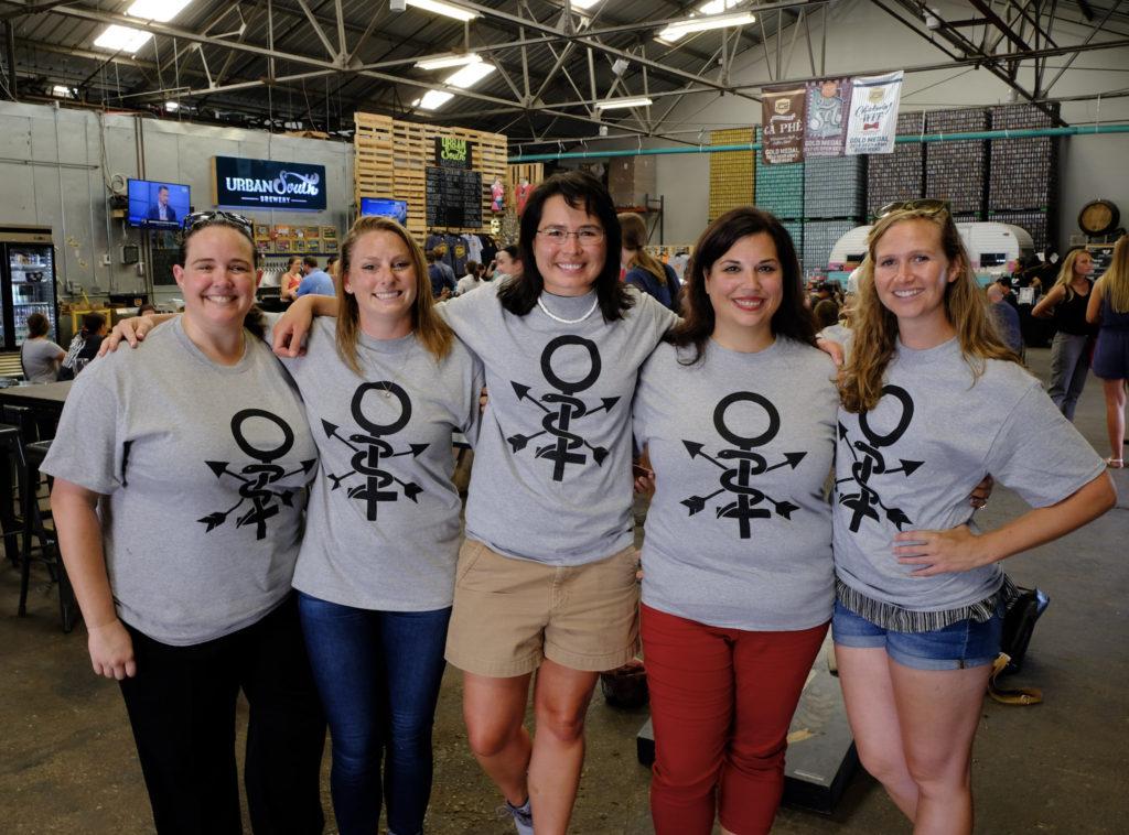 Women in AT; Women in Athletic Training, Katie Breedlove, Katherine Breedlove, WAT