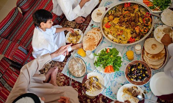 Iftar, Muslim, Ramadan