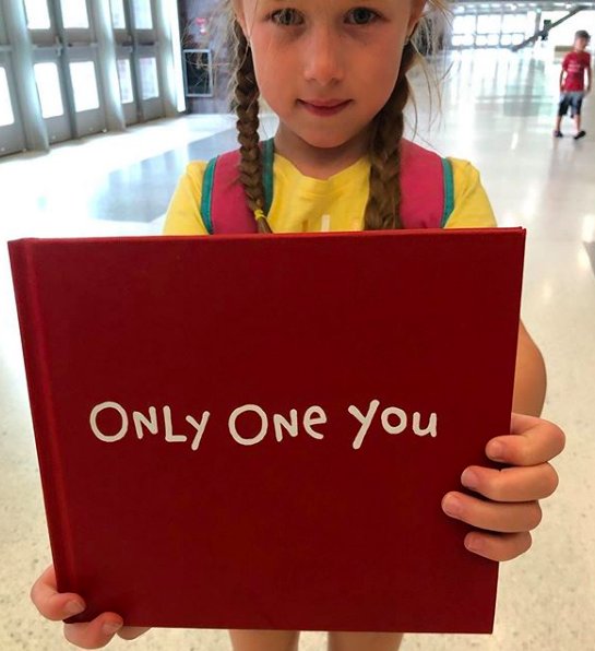 Only One You, John Ciecko, Mila, Linda Kranz, Jeremy Jackson, Leadership in AT