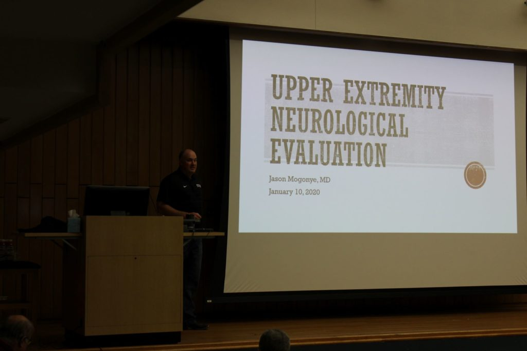 Upper Extremity Neuro Eval